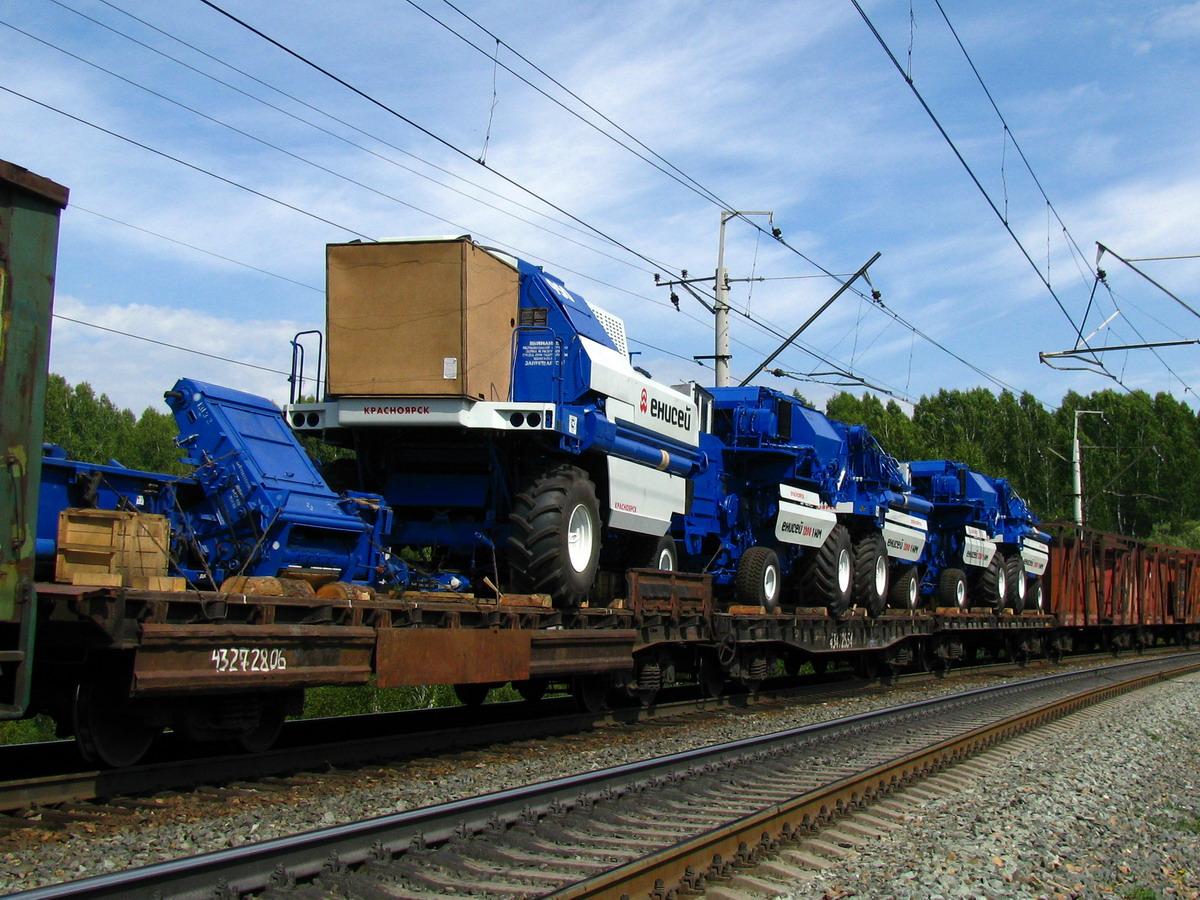 Перевозки негабаритных грузов по железной дороге – надежно и быстро