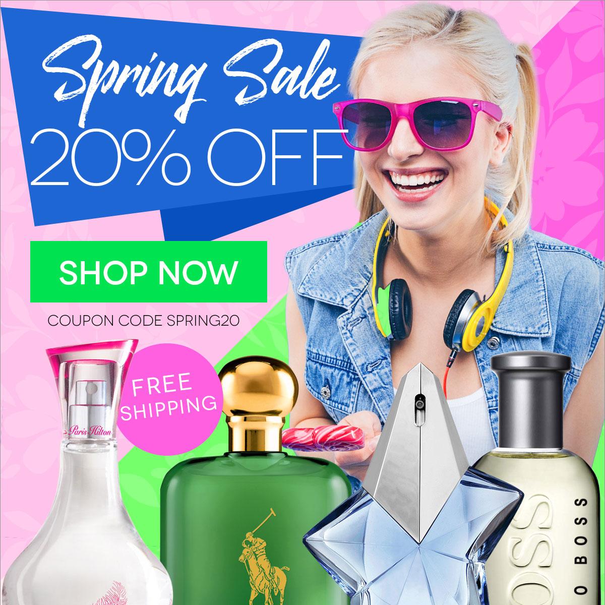 Perfume.com Sring Sale
