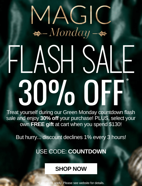 COUNTDOWN FLASH SALE