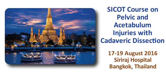 SICOT Course on Pelvic and Acetabulum Injuries with Cadaveric