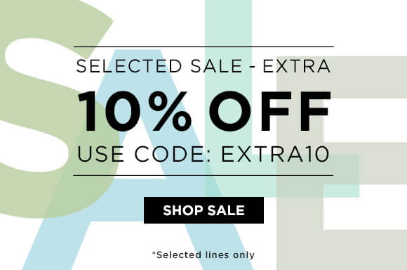 Extra 10% off Use code EXTRA10