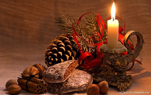 Простые гадания в рождественскую ночь